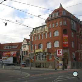 Dresden, Straßenbahnhof Naußlitz
